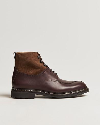 Heschung Ginkgo Boot Moro Brown Calf/Brown