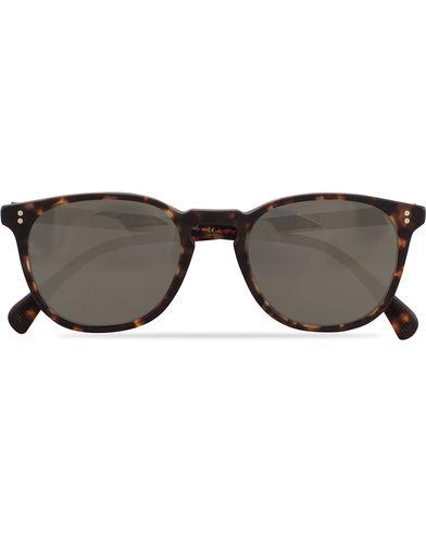 Oliver Peoples Finley ESQ Sunglasses Matte Tortoise/Goldtone