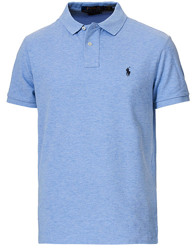 Polo Ralph Lauren Slim Fit Polo Jamacia Heather in der Gruppe Kleidung / Poloshirt / Kurze Ärmel bei Care of Carl (14316011r)