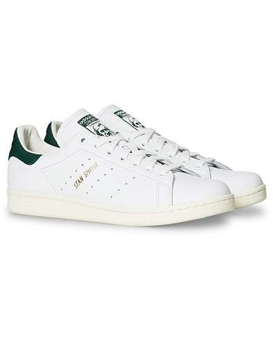 adidas Originals Stan Smith Leather Sneaker White/Green