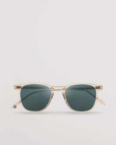Garrett Leight Brooks 47 Sunglasses Blue Smoke