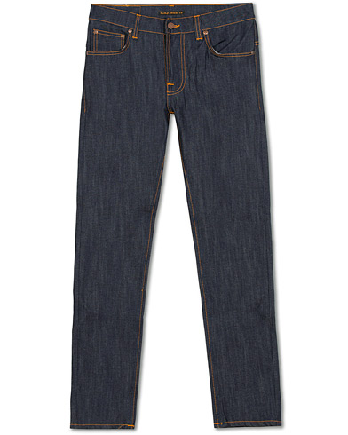 Nudie Jeans Thin Finn Organic Jeans Dry Ecru in der Gruppe Kleidung / Jeans bei Care of Carl (15679111r)
