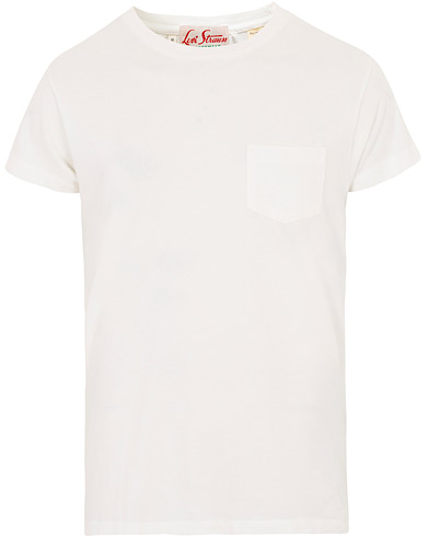Levi's Vintage Clothing 1950´s Sportswear Tee White