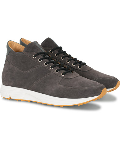C.QP Atlon Urban Hiker Sneaker Warm Grey