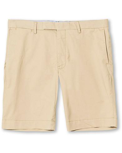Polo Ralph Lauren Tailored Slim Fit Shorts Khaki