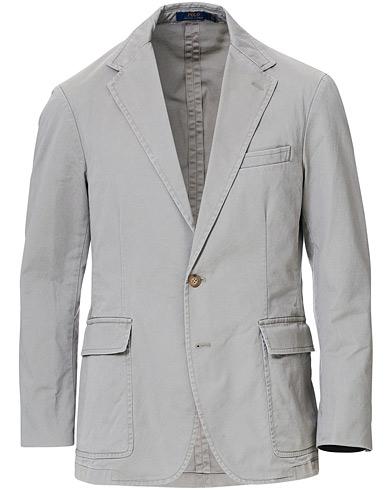 Polo Ralph Lauren Morgan Sportscoat Grey Melange