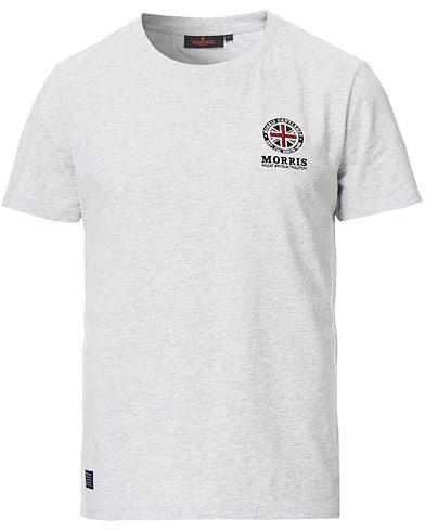 Morris Brando Logo Tee Grey