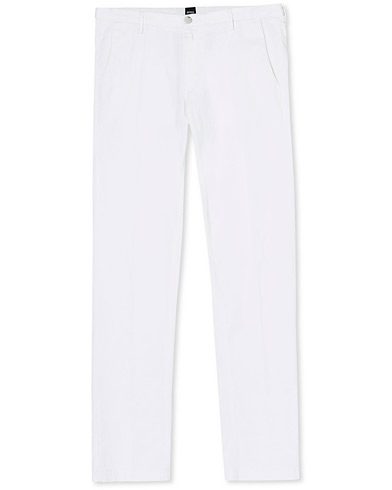 BOSS Rice 3D Chinos White in der Gruppe Kleidung / Hosen / Chinos bei Care of Carl (16955111r)