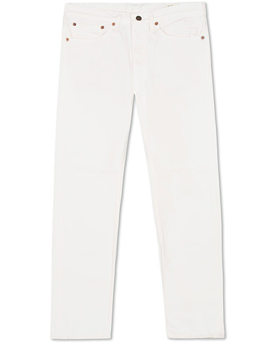 orSlow Tapered Fit 107 Jeans White