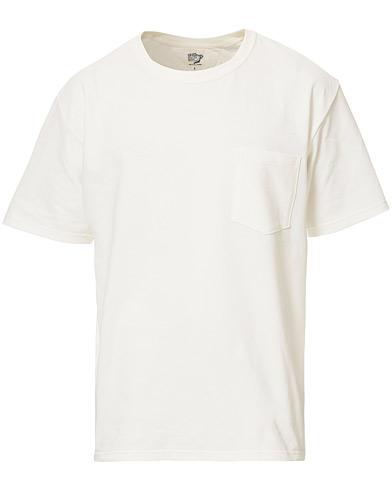 orSlow Military Pocket Tee White