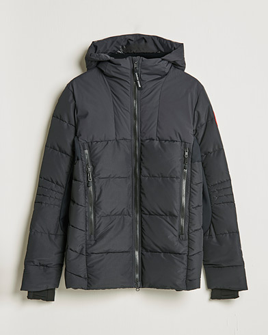 Canada Goose Hybridge Coat Black in der Gruppe Kleidung / Jacken / Daunenjacken bei Care of Carl (19839611r)