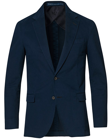 Polo Ralph Lauren Garment Dyed Sportcoat Bright Navy