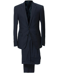 Clothing Suit Navy