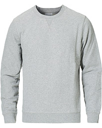 Loopback Sweatshirt Grey Melange