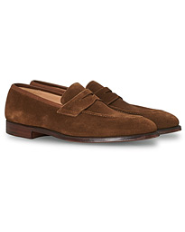 Sydney Loafer Snuff Suede