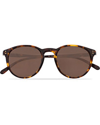 Ralph Lauren Eyewear 0PH4110 Round Sunglasses Havana