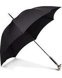 Silver Fox Umbrella Black