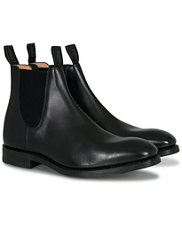 Loake 1880 Chatsworth Chelsea Boot Black Calf