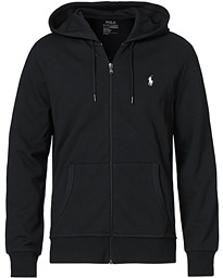 Polo Ralph Lauren Tech Performance Full Zip Hoodie Polo Black