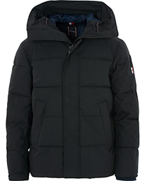 Tommy Hilfiger Mercedes Benz Down Parka Charcoal Heather M