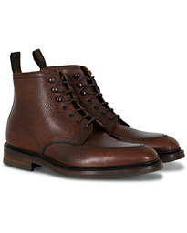 Loake 1880 Anglesey Derby Boot Oxblood Grain Calf