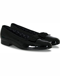 Opera Patent Leather Pumps Black