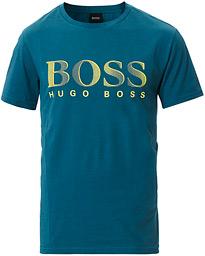 BOSS Green Canistro V Neck T-Shirt, Black