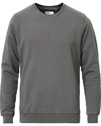 Colorful Standard Classic Organic Crew Neck Sweat Storm Grey