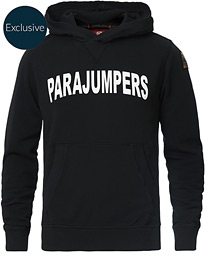 Parajumpers Chess Hoodie Black