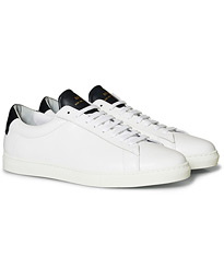 Zespà ZSP4 OG APLA Leather Sneakers White/Navy