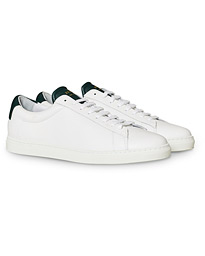 Zespà ZSP4 OG APLA Leather Sneakers White/Sapin