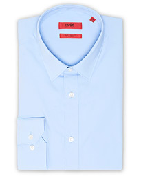 Elisha02 Slim Fit Shirt Light Blue
