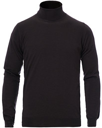 Cole Extra Fine Merino Rollneck Brown