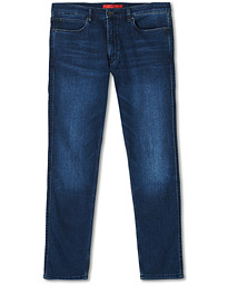 734 Slim Stretch Jeans Medium Blue