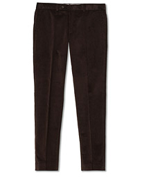 Rodney Corduroy Trousers Brown