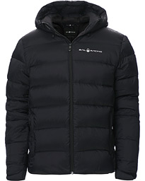 Gravity Down Hooded Jacket Carbon