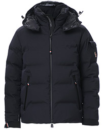 Moncler Grenoble Montgetech Tech Down Jacket Navy
