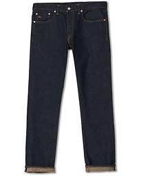 Slim Fit Selvedge Jeans Once Washed 3