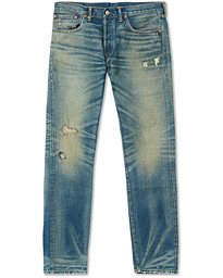 Slim Fit Selvedge Jeans Ridgway Wash