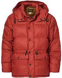 Ambler Expedition Jacket Red