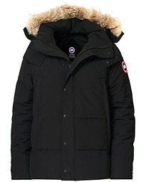 Wyndham Parka Black