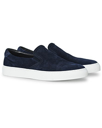 Garda Slip On Sneaker Navy Suede