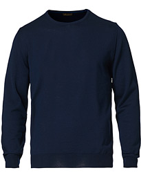 Merino Crew Neck Navy