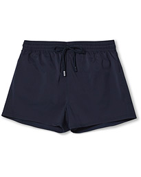 Man Plain Swim Shorts Navy