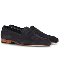 Darwin Loafer Navy Suede