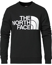 Standard Crew Neck Sweatshirt Black