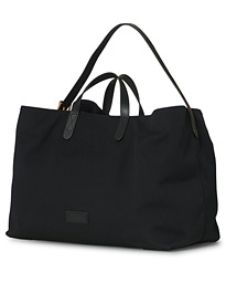 M/S Haven Canvas Weekendbag Coal/Black