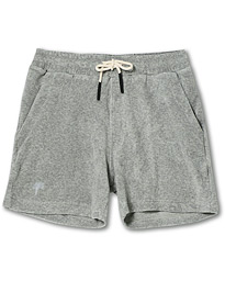 Terry Shorts Grey