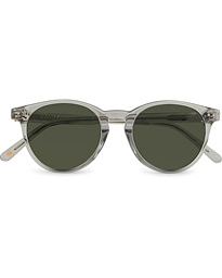 Paris Sunglasses Transparent Grey