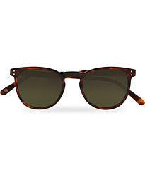Madrid Polarized Sunglasses Classic Tortoise